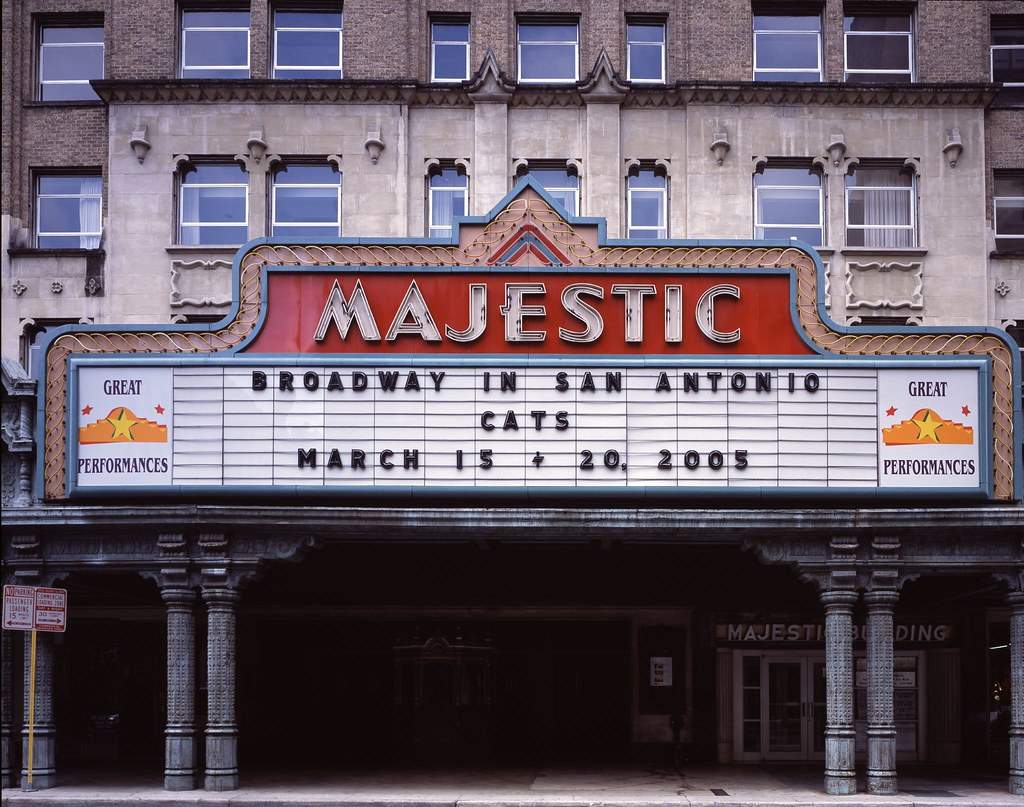 14th May - San Antonio, TEXAS - Majestic Theater - Il Divo Live ...