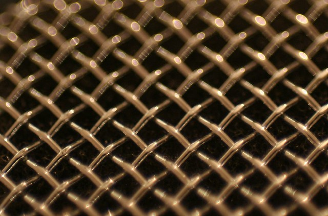 wire mesh texture a macro shot of a fine wire mesh which. Black Bedroom Furniture Sets. Home Design Ideas
