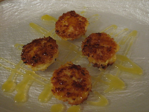 Panko Crusted Scallops with Citrus Sauce | by La Mia Cucina