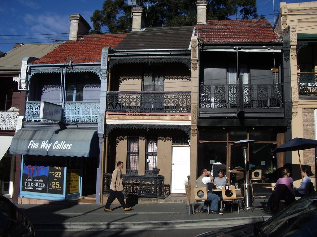 Kent St Cafe Sydney