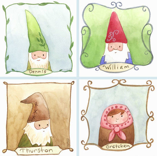 NOM portraits | by merwing✿little dear
