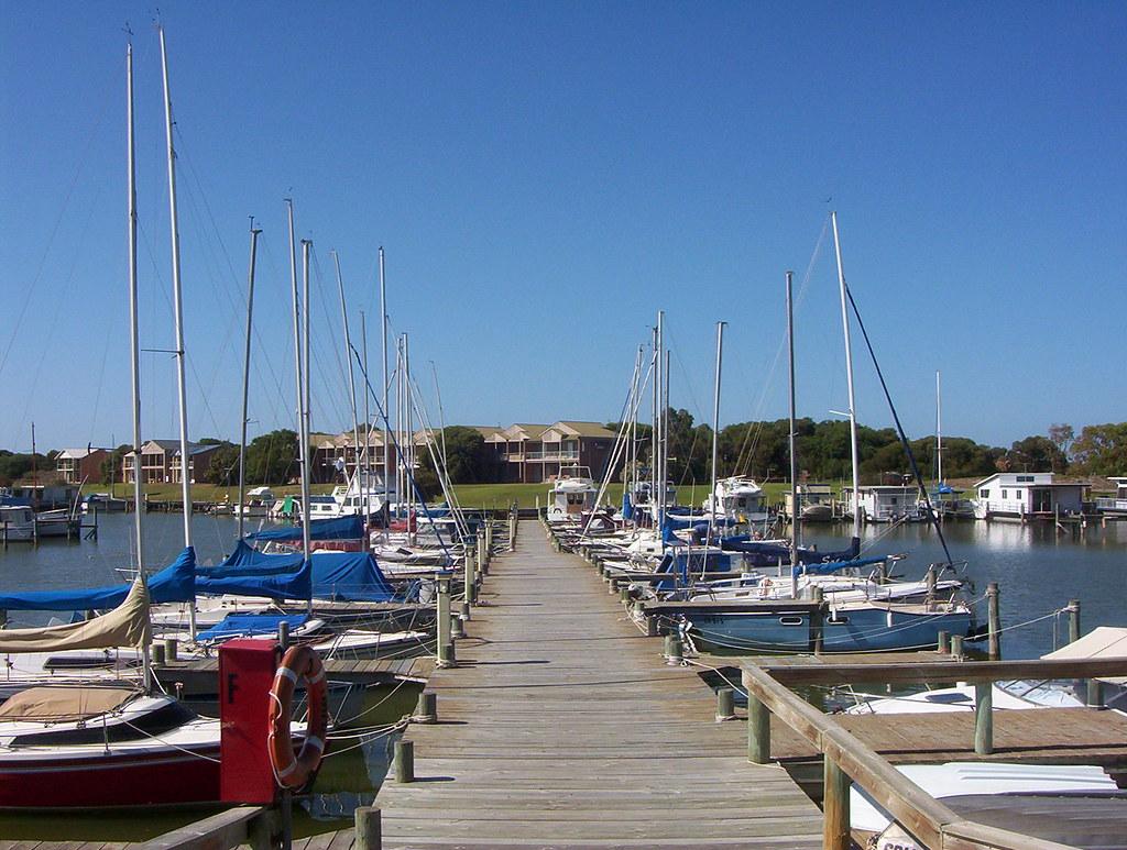 Hindmarsh Island Marina For Sale