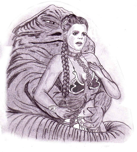 Andreas Holzgassner   Presented by www.LeiasMetalBikini ... Jabba The Hutt And Leia Fanfiction