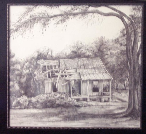 Easy Old House Drawing Old House Drawing Believe