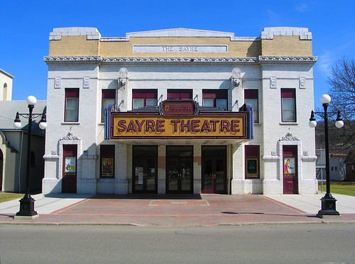 Sayre Theatre | by westvillagebob