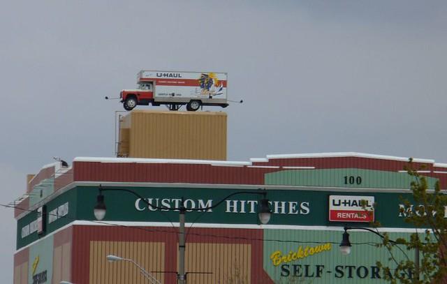 U Haul And Storage Units Daytona Beach Fl Beville Road