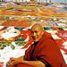 Tsebang Monastery, Tibet, China