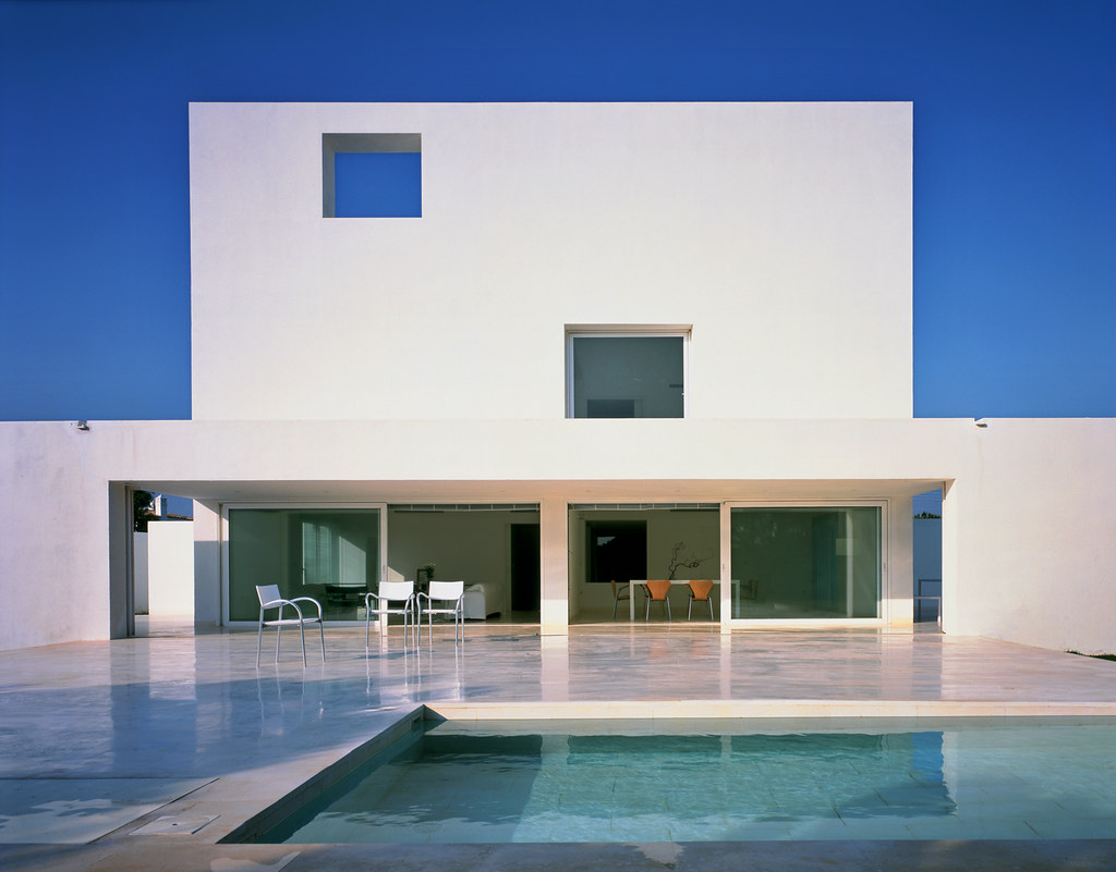 Asencio house photography hisao suzuki estudio campo - Casa campo baeza ...