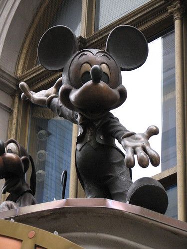 Mickey Mouse on Fifth Avenue | by Bobcatnorth