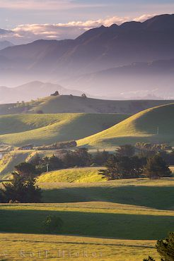 Kaikoura Range country side | by Rolf Hicker Photography