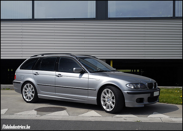bmw e46 touring 2004 bmw e46 facelift touring ride industries flickr. Black Bedroom Furniture Sets. Home Design Ideas