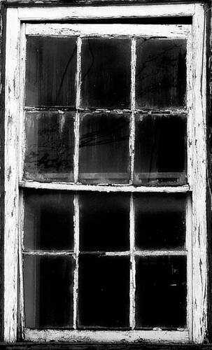Black And White Window Bdos080306 0041b Black And White