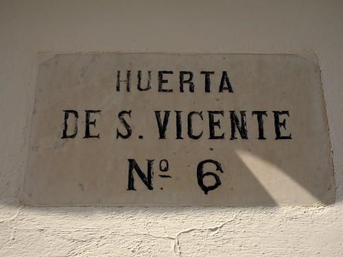 Huerta de san vicente la huerta de san vicente la casa for Huerta de san vicente muebles