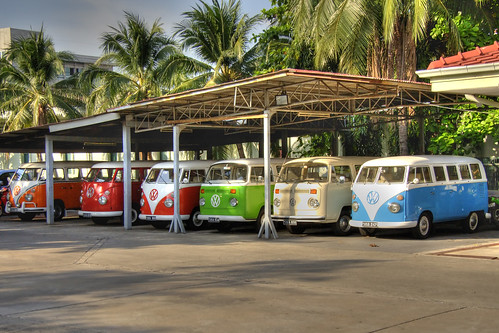 Classic VW-Buses | by Georg F. Klein