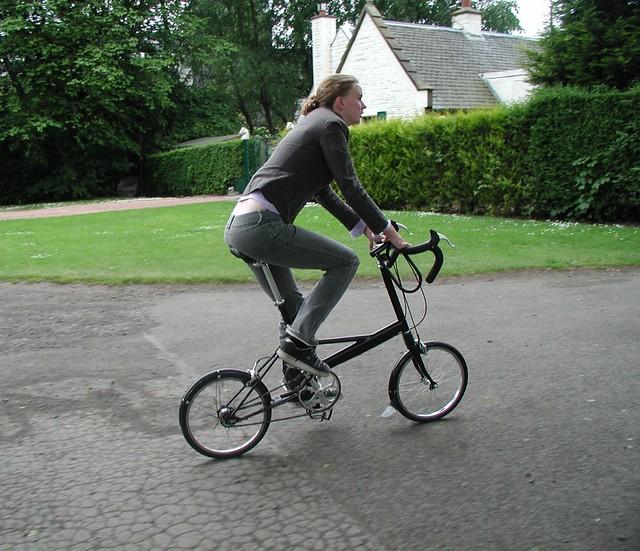 Moulton Touring Bike