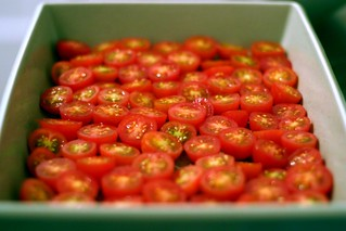 tomatoes, ready to roast | by smitten kitchen