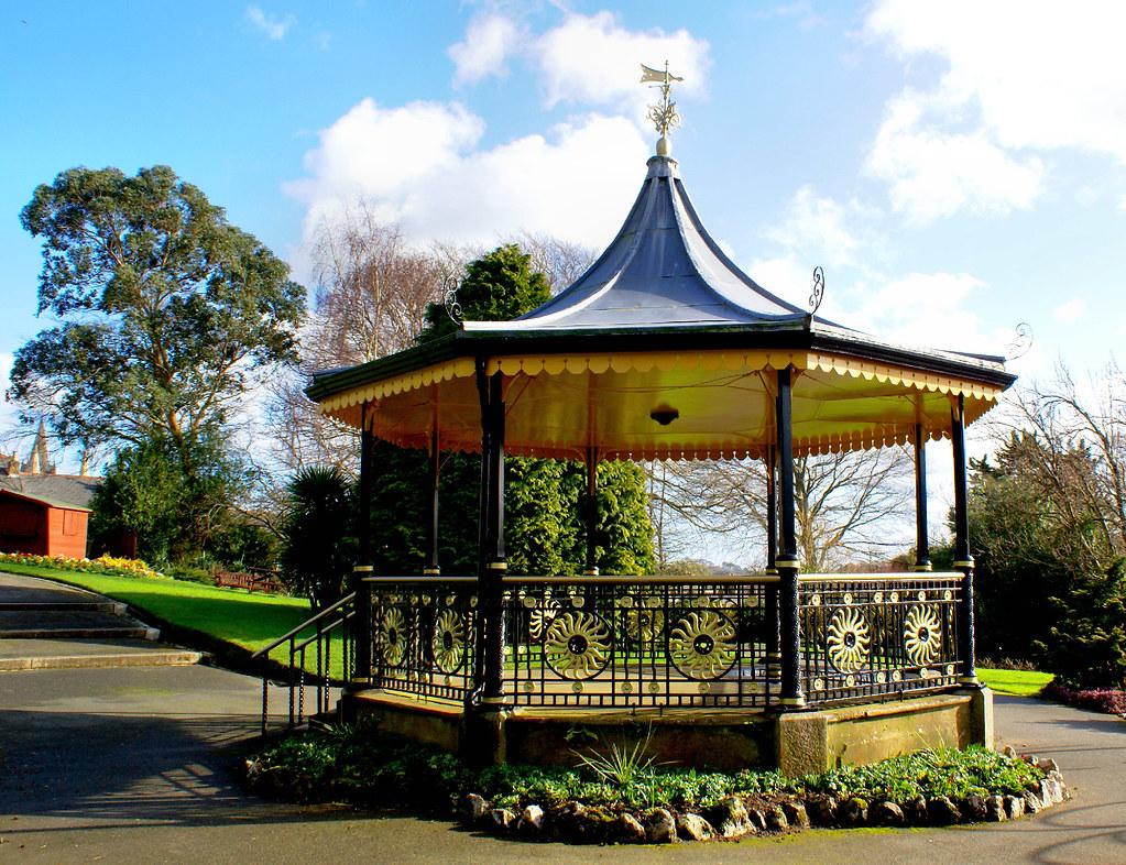 Victoria gardens truro s02342 bandstand in victoria garden flickr for Victoria s secret victoria gardens