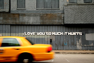 I Love You So Much It Hurts | by Señor Codo