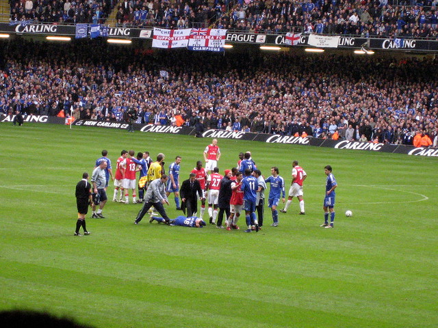 Image Result For Chelsea Vs Arsenal Carling Cup