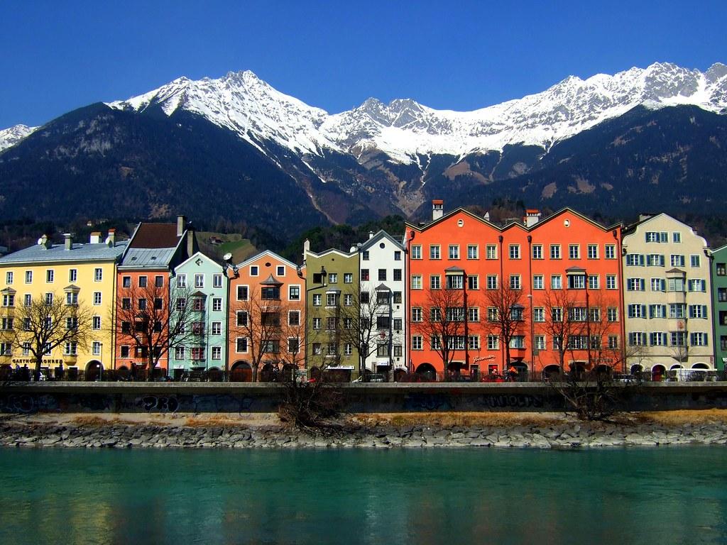 Colours in Innsbruck