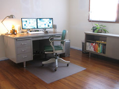 Office setup | by tanker_desk