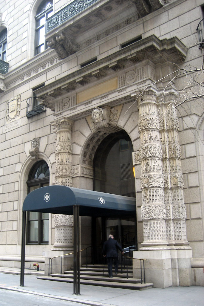 Nyc University Club The University Club Of New York A
