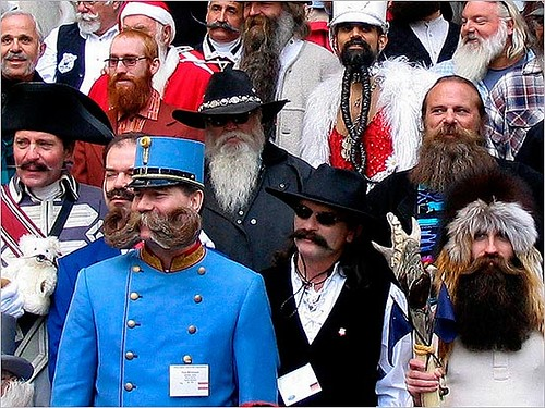 World Beard Championships, all the regulars are here | by goldberg