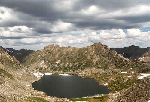 lost man lake, colorado