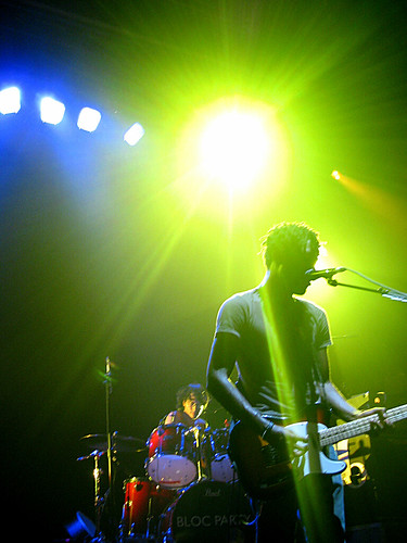 bloc party, webster hall nyc | by sgoralnick