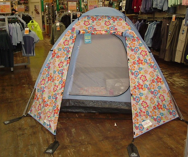 ... pop flowers tent | by welovepandas & pop flowers tent | Cath Kidston