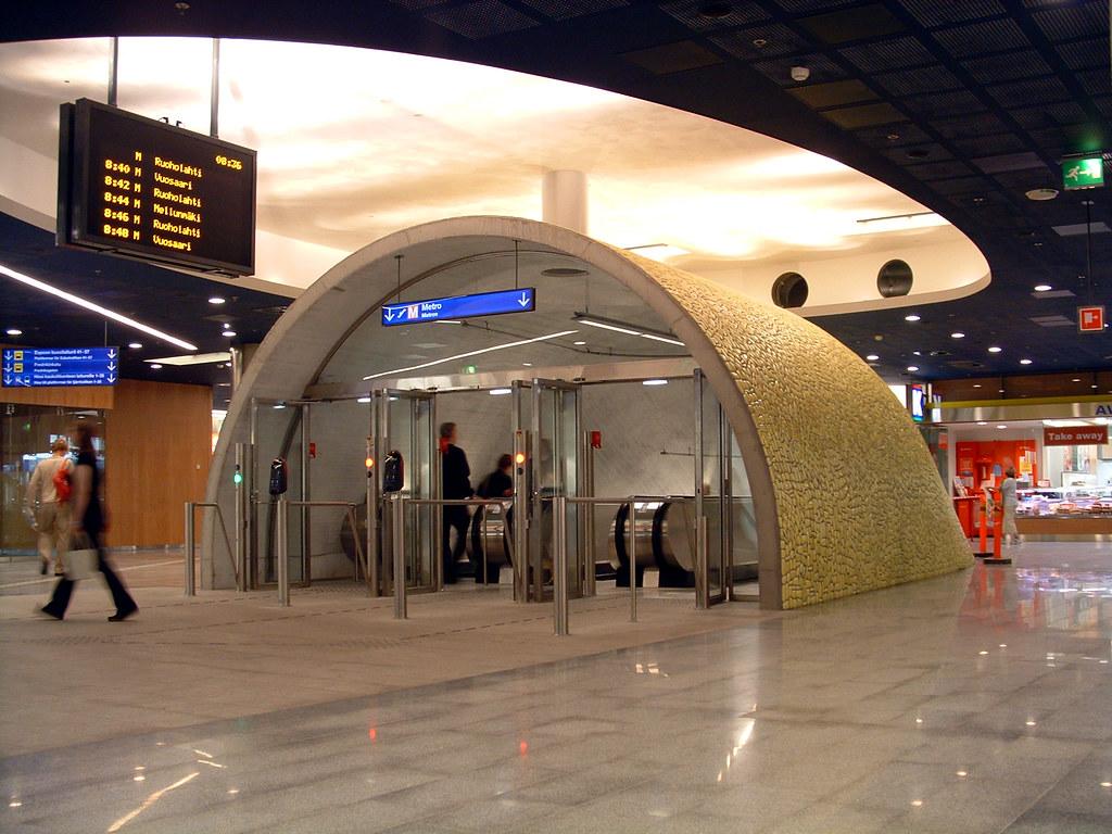 Metro Kamppi