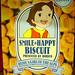 smile happy biscuit