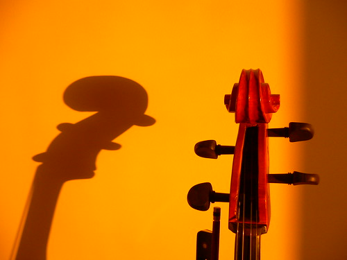 shadowplay cello | by lotusutol
