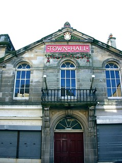 Saltcoats Town Hall, Countess Street | by Seoirse