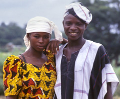 Tiv Couple, Plateau State, Nigeria | by gdstone