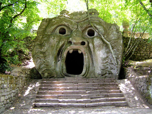 The Sacred Grove of Bomarzo #7 | by Andrea Marutti