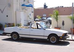 Convertible BMW 7 Series