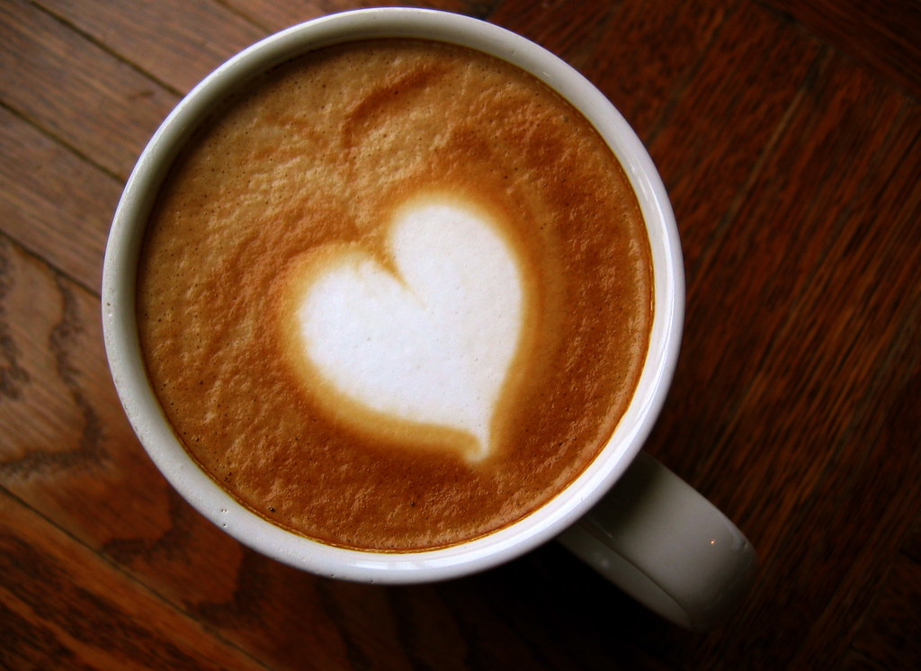 Caffe Latte Art Coffee Smackdown