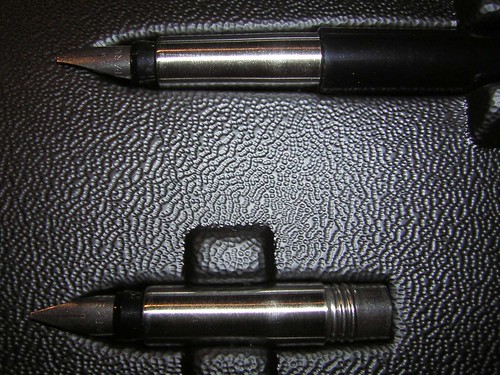 Parker Calligraphy Gift Set Pen And One Nib The Pen