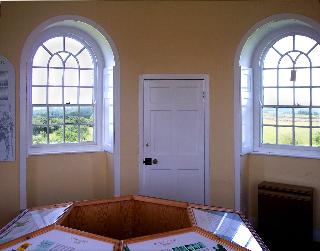 First Floor Room In Broadway Tower This Room Houses A