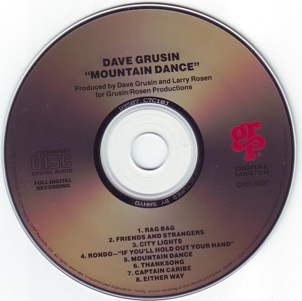 Dave Grusin Mountain Dance