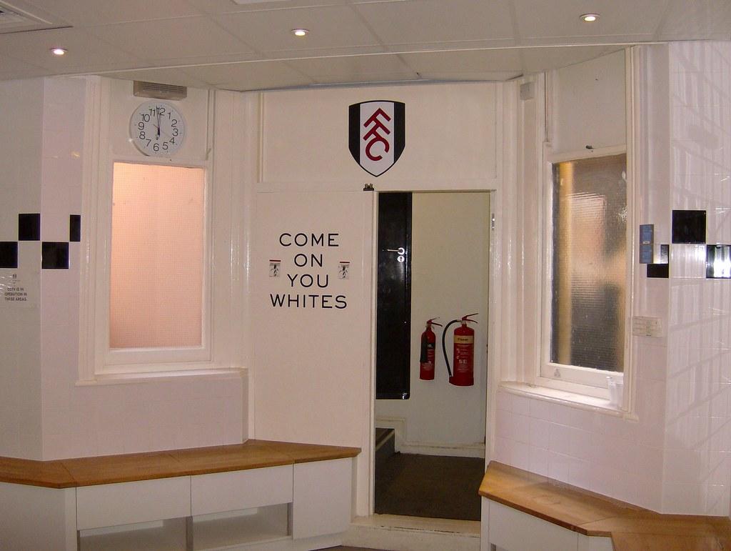 Fulham Craven Cottage Home Dressing Room 04 02 07 Flickr