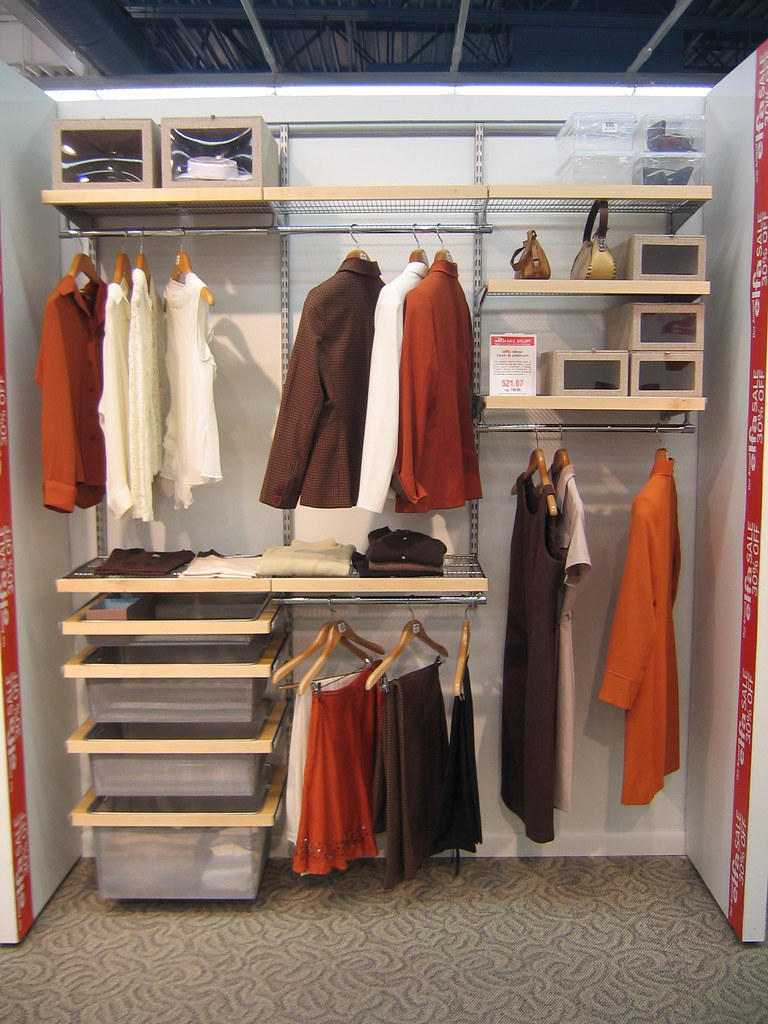 selling solutions best in store reach closets el closet the elfa s platinum basic container