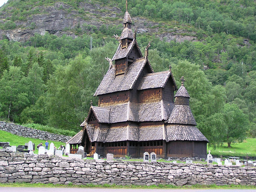 Borgund Stave Church 12th century | by B℮n
