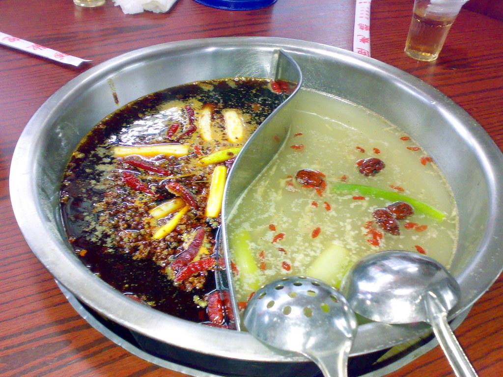 Lobster B Soup mandarin ducks chaffy ...