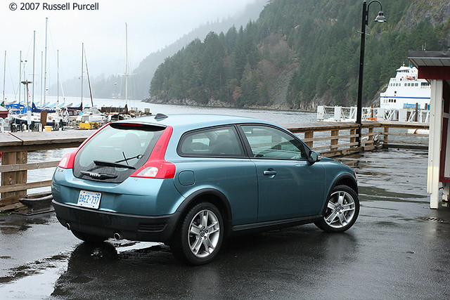 2007 Volvo C30 T5 2007 Volvo C30 T5 Russell Purcell Flickr