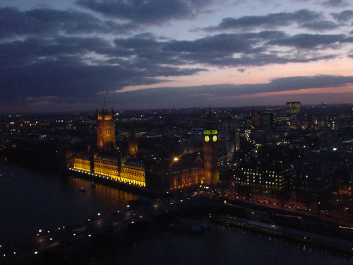 Westminster twilight | by diamond geezer