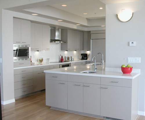 Laminate Or Engineered Wood In Kitchen