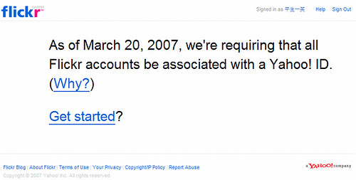 how to cancel flickr account