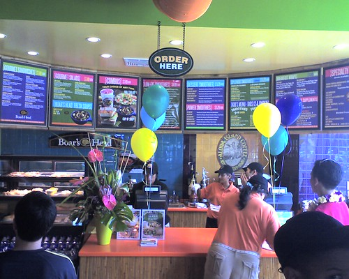 Tropical Smoothie Cafe By  Hoppin Street Providence